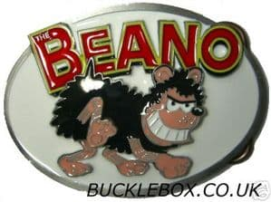 GNASHER OVAL Belt Buckle + display stand