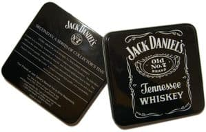 Jack Daniel's Display Tin - Officially Licensed