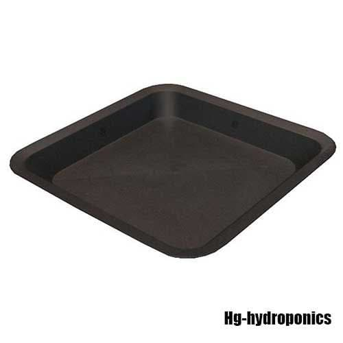 2L Basic Square plant pot saucer