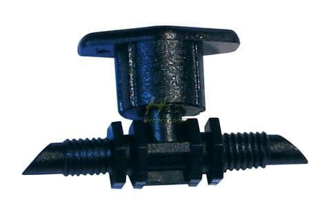 4mm Barbed Inline Valve.
