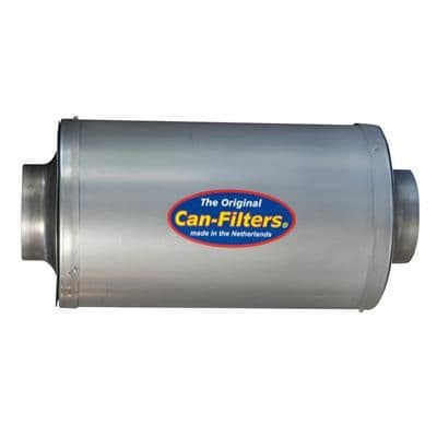 "6"" 150mm Can  Extractor  Fan Silencer"