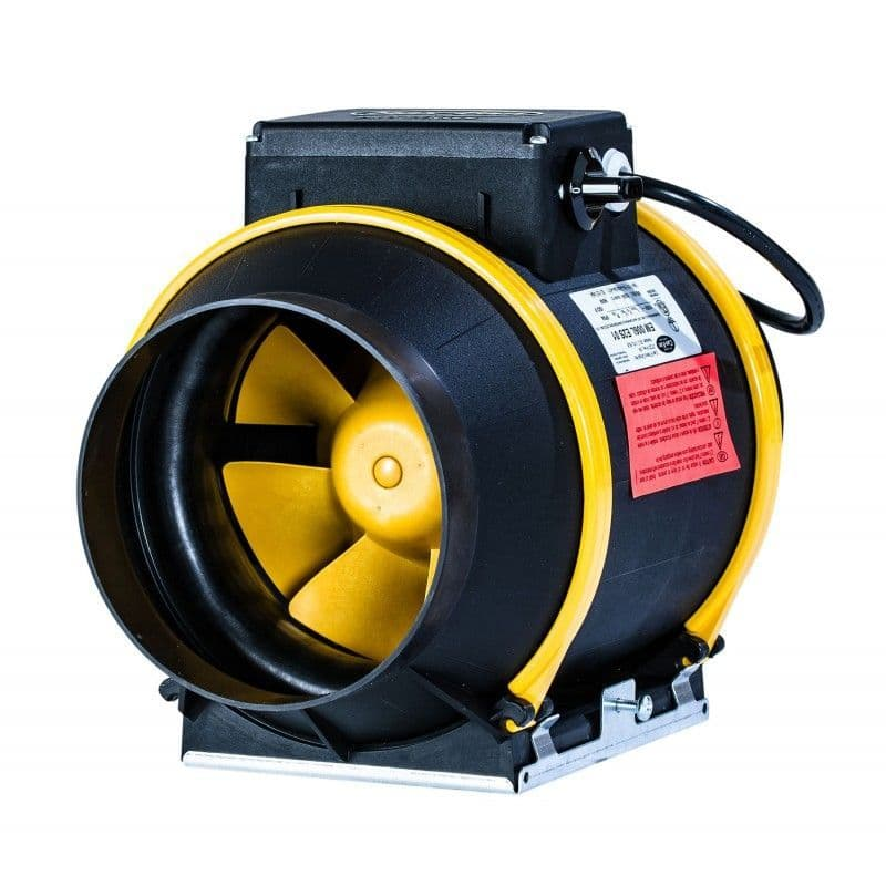 """6"""" Can MAX Pro Series AC Mixed Flow Fan 600 M3/HR"""