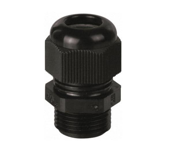 Black Cable Gland M12
