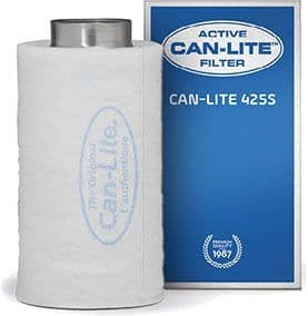 """Can Lite Carbon Filter 425 - 150mm 6"""""""