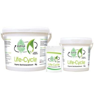 Ecothrive Life-Cycle Organic Soil Ammendment