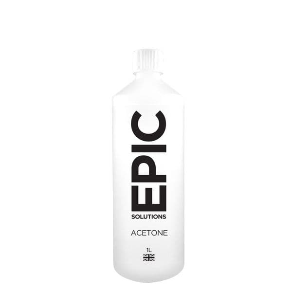 Epic Solutions Acetone - 100%