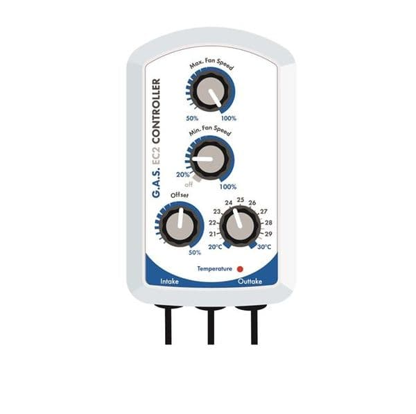 G.A.S Ec2 Thermostatic Controller