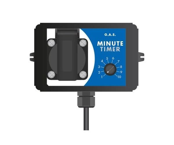 GAS Precision Minute Timer