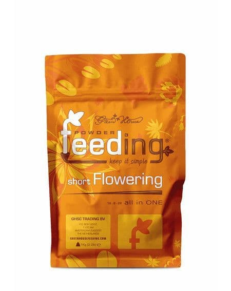 Green House Powder Feed - Short Flowering