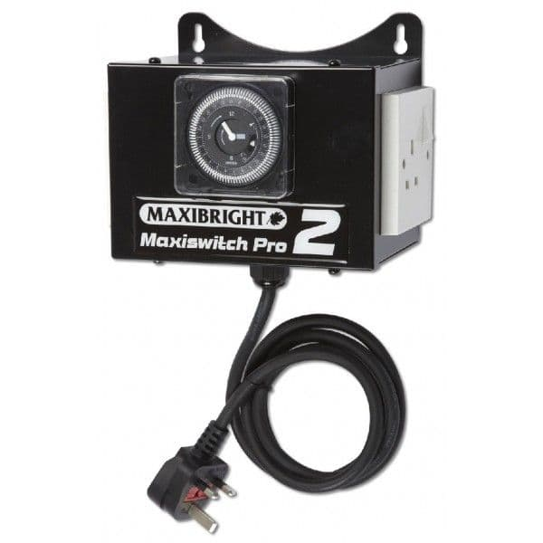 Maxibright MaxiSwitch Pro 2 way Contactor