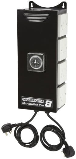 Maxibright MaxiSwitch Pro 8 Contactor
