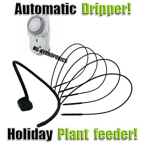 Plant Pot Dripper Kit + Timer!