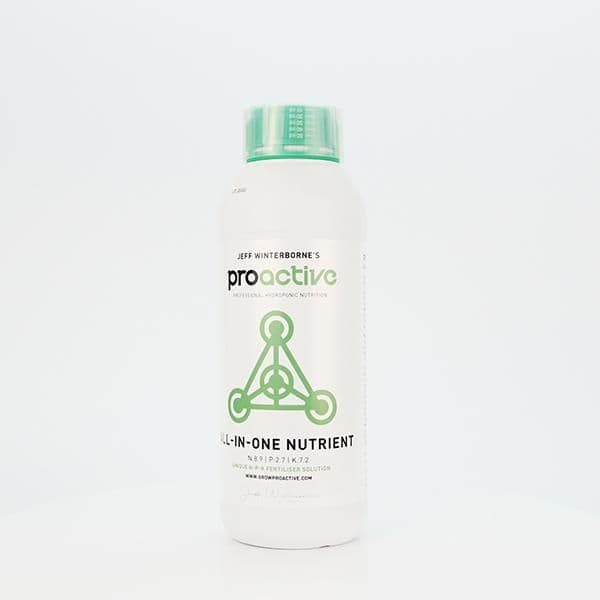 Proactive - All in one nutrient 1L - 75% OFF