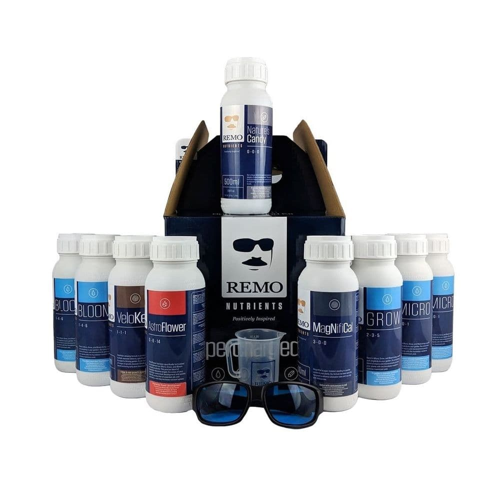 Remo Supercharged Nutrient Kit