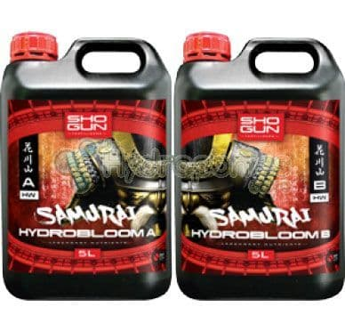 Shogun Nutrients - Samurai Hydro Bloom A+B
