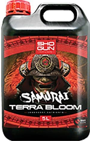 Shogun Nutrients - Samurai Terra Bloom