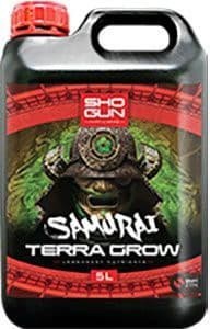 Shogun Nutrients - Samurai Terra Grow