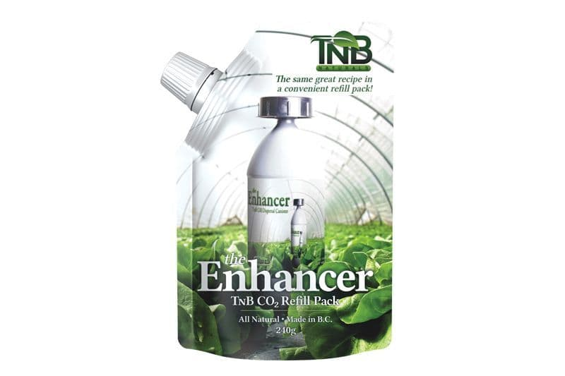 TNB The Enhancer Natural Co2 Bottle Refill Pack
