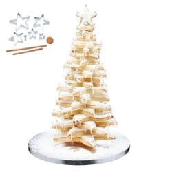 Christmas Tree Cookie Cutter Set | 3D | Buy Online | UK