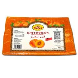 Apricot Paste Sheets | Amar El Deen | Kamardin | Buy Online | Middle Eastern Ingredients | UK