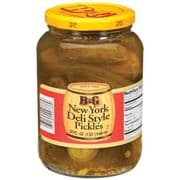 B&G New York Deli Style Pickles (946ml, 32floz)