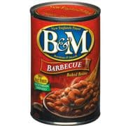 B&M Barbecue Baked Beans, American (454g)