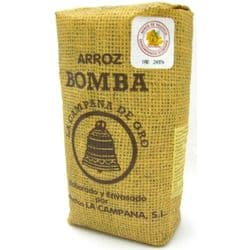 Bomba Rice 1kg | Paella | Arroz | DO Valencia | Buy Online | Spanish Ingredients | UK | Europe