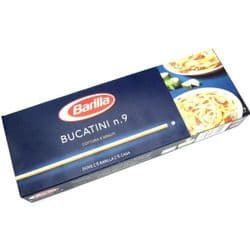 Bucatini Pasta 500g | Barilla | No.9 | Buy Online | Italian Food & Ingredients | UK