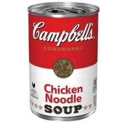 Campbell's Chicken Noodle Soup | Condensed | Buy Online | American Food | UK
