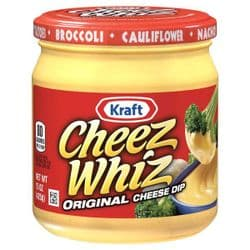 Cheez Whiz Original Dip 15oz | 425g | Buy Online | UK