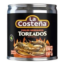 Chiles Serranos Toreados  | La Costena | Buy Online | Mexican Food | UK