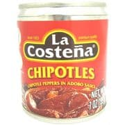 Chipotles Peppers in Adobo Sauce, La Costena