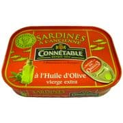 Connetable Sardines in Extra Virgin Olive Oil (a l'Ancienne)