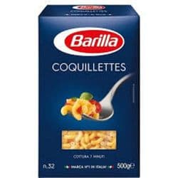 Coquillettes Pasta | Panzani | French | Buy Online | UK