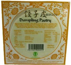 Chinese Dumpling Pastry Sheets | Wrappers | Buy Online | Ingredients |  UK