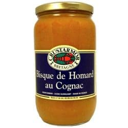 Lobster Bisque with Cognac | Soup | Buy Online | French Food | Ingredients | UK