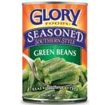 Glory Seasoned Green Beans, Southern Style (411g, 14.5oz)