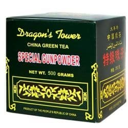 Gunpowder Green Tea 500g | Chinese | Buy Online | UK | Europe