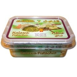 Halva with Pistachio 454g | Halawa | Al Nakhil | Buy Online | Middle Eastern Food | UK  | Europe