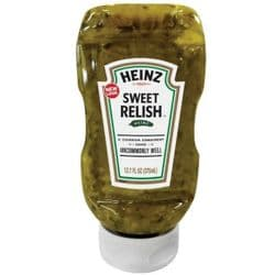 Heinz Sweet Relish 375ml | Cucumber | Hamburger | Buy Online | American Food | UK
