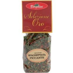 Aglio e Peperoncini | Spaghettata | Garlic Chilli Mix | Borghini | Buy Online | Italian Food | UK