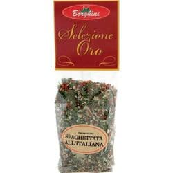 Italian Herb & Spice Mix for Spaghetti  | 100g | Borghini | Buy Online | Food | Ingredients | UK