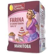 Italian Manitoba Flour, Strong Bread Tipo '0', from 1kg