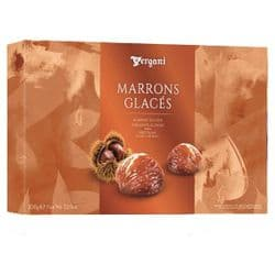 Marron Glace 200g   Whole   Italian   Candied Chestnuts   Buy Online   UK   Europe
