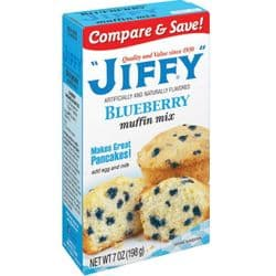 Jiffy Blueberry Muffin Mix | Buy Online | American Ingredients | UK