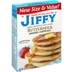 Jiffy Pancake Waffle Mix 907g | American | Buy Online | Food & Ingredients | UK