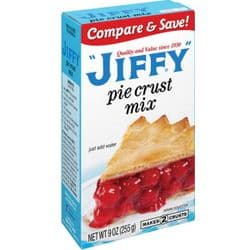 Jiffy Pie Crust Mix | American | Buy Online | UK