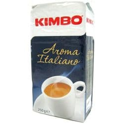 Kimbo Coffee | Aroma Italiano 250g | Buy Online | Italian Coffee | UK | Europe