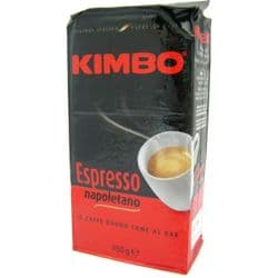 Kimbo Espresso Napoletano 250g | Buy Online | Italian Coffee | UK | Europe