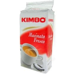 Kimbo Macinato Fresco 250g | Buy Online | Italian Coffee | UK | Europe